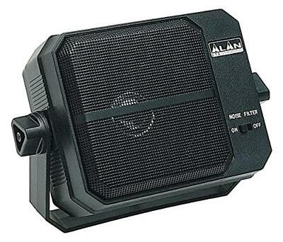 Midland T682 12W Black - portable speakers (1.0 channels, 12 W, 7 W, 8 Ω, Black