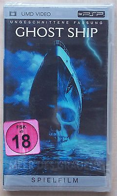 Ghost Ship - Ungeschnittene Version (UMD) Neu & OVP (FSK 18)