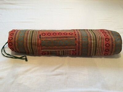 Yoga Mat Carry Bag Handmade From India