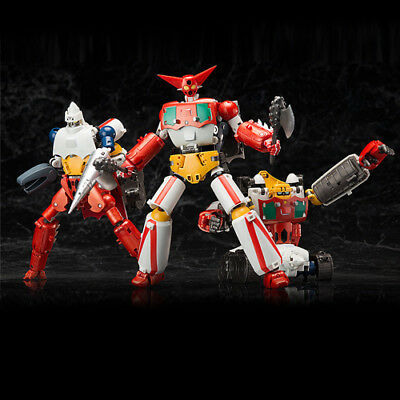 GETTER - Getter Robo - Dynamic Change R Limited Edition Freeing