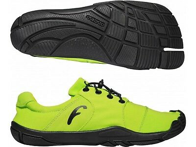Freet 4+1 Leap Barefoot Ladies Running Trail Shoes Trainers UK 5 - EUR 38