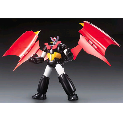 MAZINGER - Mechanic Collection Shin Mazinger Z with God Scander Model Kit Bandai