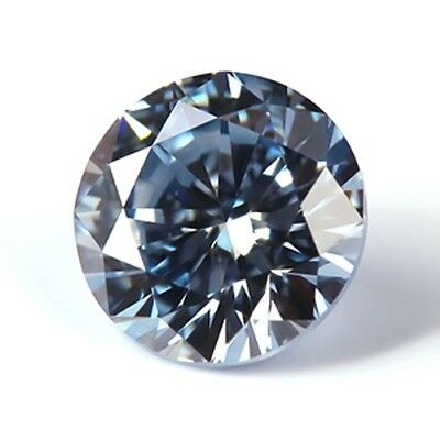 12.00 mm. SAPPHIRE AQUA LIGHT BLUE LOOSE 7.00 CT. DIAMOND-SPARKLING HARDNESS 9