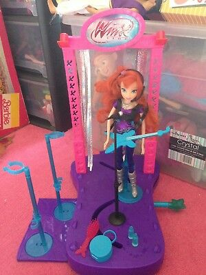 Winx Club Rock Concert Stage with Bloom Doll & Accessories