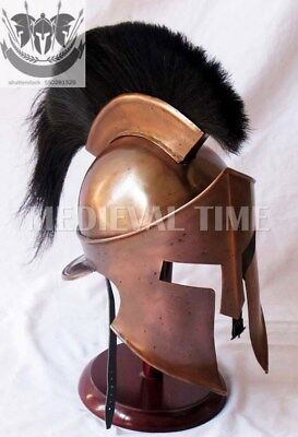 300 Spartan Helmet King Leonidas Movie Replica Helmet Medieval Hoalloween Gift