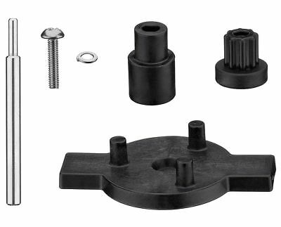 """Waring Commercial 2 7/8"""" x 4 1/8"""" x 1 3/4"""" Stainless, Nylon Coupler Kit CAC104"""