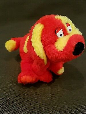 The tweenies doodle puppy dog soft toy small