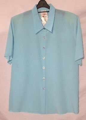Fashionable Short Sleeve Blouse, Brand new - Job Lot  of 30 - Clearance £3 Each