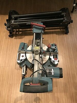 erbauer Bevel Sliding Miter Saw AMS table