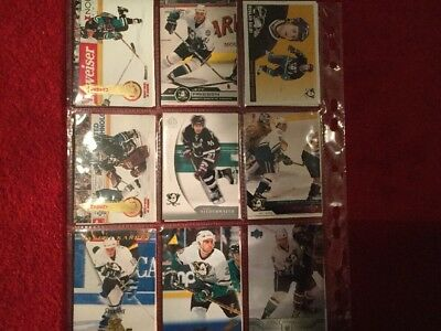 Anaheim Ducks, NHL Trading Cards
