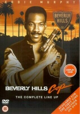 Beverly Hills Cop: Triple Feature [DVD] - DVD  JMVG The Cheap Fast Free Post