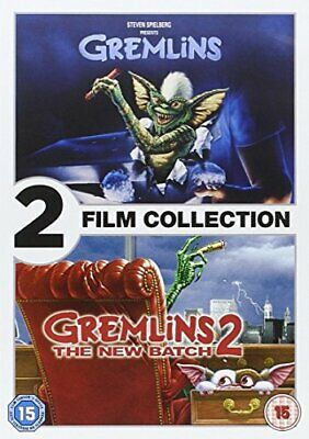 Gremlins/Gremlins 2 - The New Batch [DVD] [2005] - DVD  SUVG The Cheap Fast Free