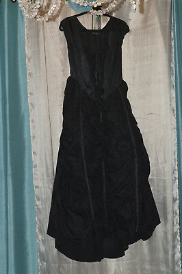 Woman's FunHouse Goth: Steam-Punk Costume Sz L Sleeveless