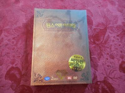 Once Upon A Time 2 discs DVD - New, KOREAN - English Subtitles - Region 3