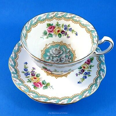 Pretty Fascination Royal Standard Tea Cup and Saucer Set