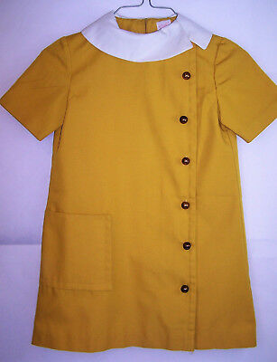 Vintage 1960's Girls Dress from Ruth of Carolina by Ruth's Originals Mod