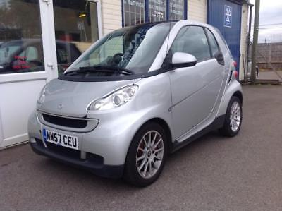 2008 Smart Fortwo Coupe Passion 2dr Auto [84] 2 door Coupe
