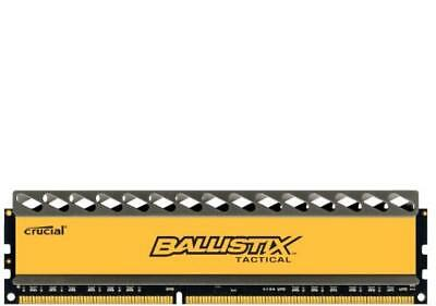 (TG. 4 GB) Ballistix Tactical 4GB DDR3 1866 MT/s (PC3-14900) UDIMM 240-Pin - BLT