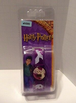 2000 Harry Potter Hedwig Owl Watch. Rare! MIP! Sealed!