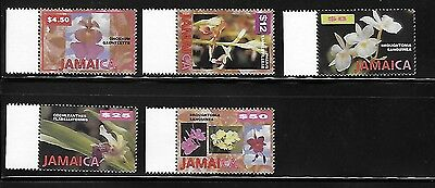 Jamaica 1997 Orchid Flowers MNH A564