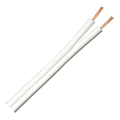 QED Profile 42 Strand OFC Speaker Cable WHITE £/m Unterminated *FREE Cable OFFER