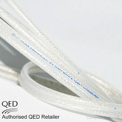 QED Silver Anniversary XT Reference Speaker Cable Unterminated - Price Per Metre