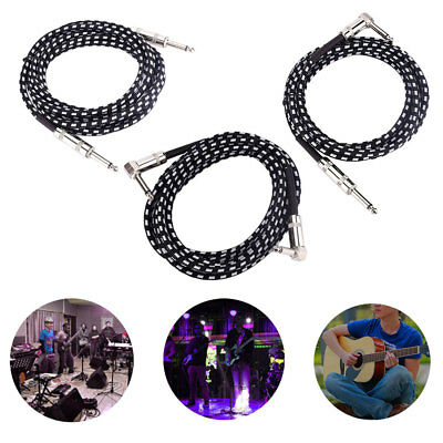 3M Electric Guitar Musical Effects Pedal Patch Connecting Cable Lead Cord Line