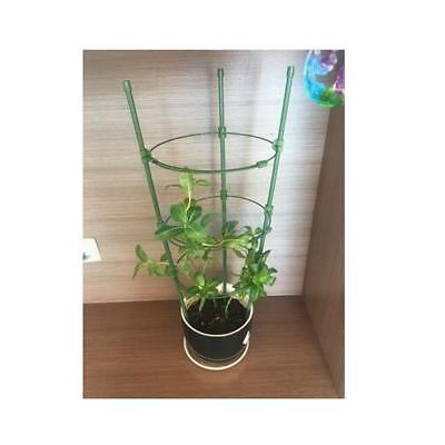 Gardening Plant Support Climbing 60cm Conical Trellis Supporter Frame