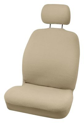 Bell Seat Cover, Universal Bucket, PK2 Tan  Micro Suede  22-1-56223-8