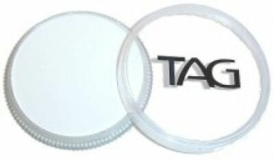 TAG Body Art & Face Paint 32g - Pearl White