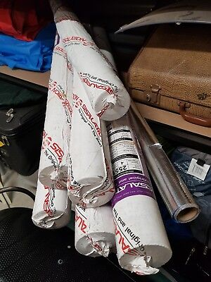Sisalation, 1350mm x 30m. 6 rolls available.