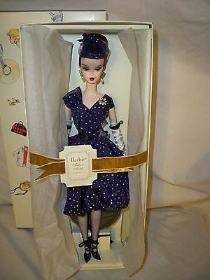 Silkstone Barbie Parisienne Pretty Dealer Exclusive BFMC doll NRFB