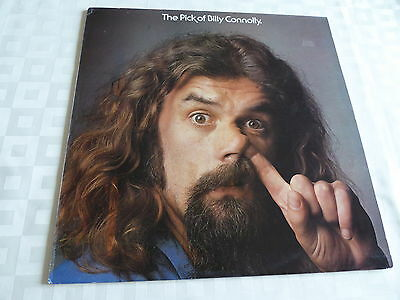 Billy Connolly - The Pick Of Billy Connolly - 1981