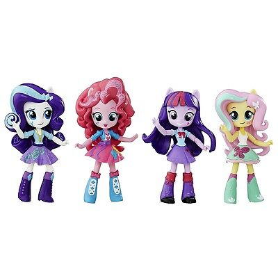My little Pony - Equestria Girls Mini-Pony Sammelpack - NEU OVP