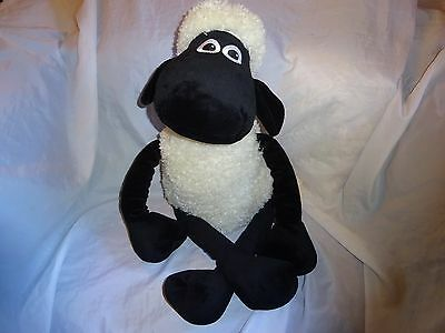 Large Shaun the sheep soft toy.