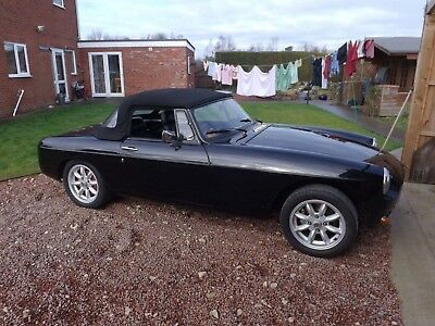 1979 MGB Roadster, a Marmite car, you'll either love or hate, see pictures.