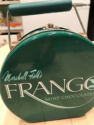 Frango Mint Collectors Tin- a piece of Chicago history