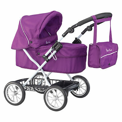 Silver Cross Ranger Junior Doll's Pram (5)