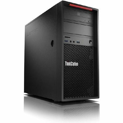 Lenovo ThinkStation P410 Xeon E5-1630v4 16GB/256GB SSD NVIDIA P2000 Windows 10P