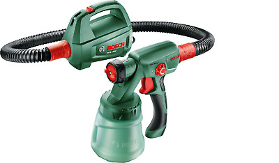 Bosch PFS 1000 Fine Spray Gun Wood painting varnishing System 410W