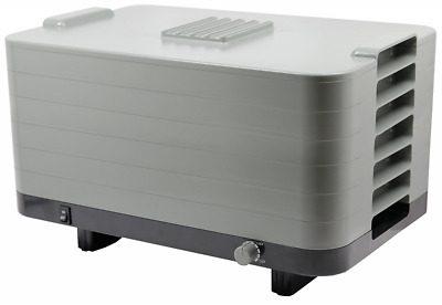 L'EQUIP 528 6 Tray Food Dehydrator used once. Boxed