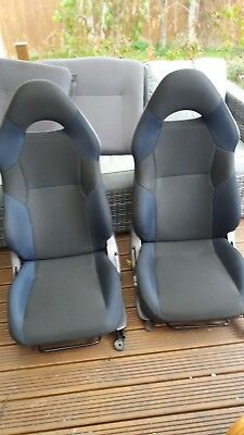 Toyota Celica 7th generation  seats , ideal for Kitcar