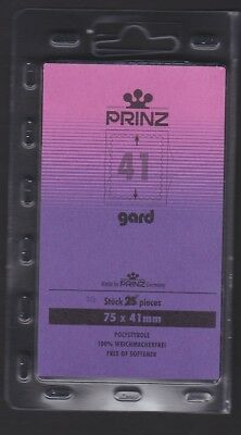 PRINZ Mounts GARD [Back opening] Black Cut-To-Size 75 x 41 x 15