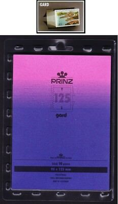 PRINZ Mounts GARD [Back opening] Clear Cut-To-Size 90 x 125