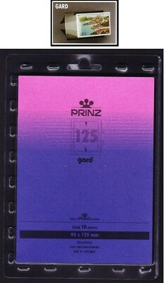PRINZ Mounts GARD [Back opening] Black Cut-To-Size 90 x 125