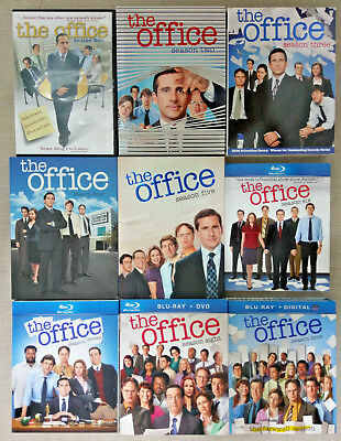 The Office Complete Blu Ray Techieblogie Info