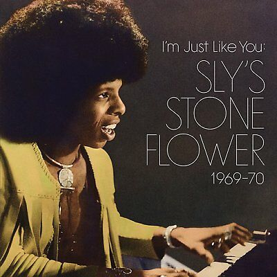 Sly Stone – I'm Just Like You: Sly's Stone Flower 1969-70 2LP