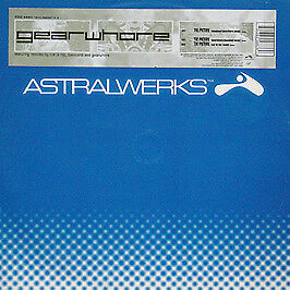 Gearwhore - The Picture - Astralwerks - 1999 #24387