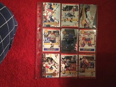 Washington Capitals, NHL Trading Cards