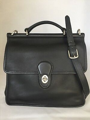 Brand New Vintage Coach Willis Bag Handbag *Rare - Made in the USA